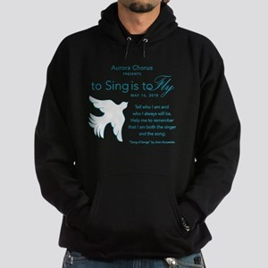 T-Shirt Hoodie (dark)