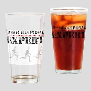 bombdisposal Drinking Glass