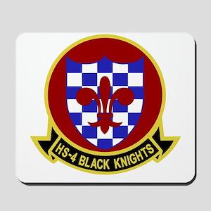 hs4_black_knights Mousepad