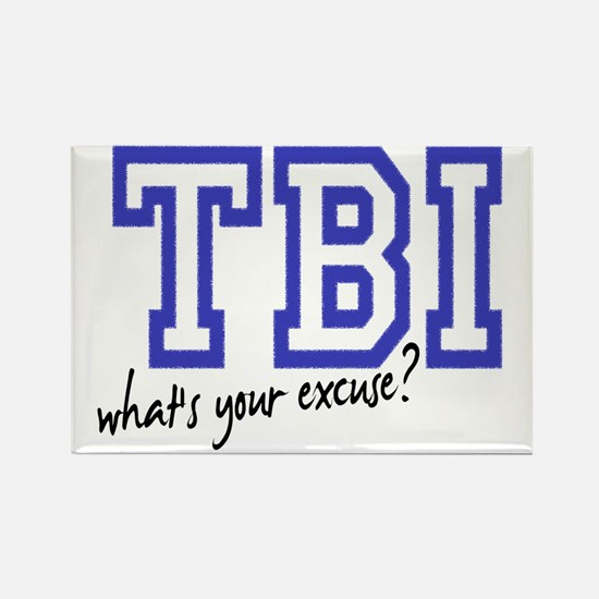 TBI_Athletic Rectangle Magnet