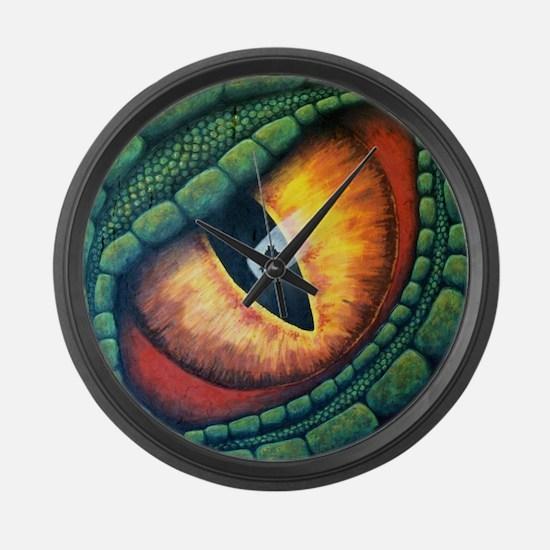 Make My Day Large Wall Clock