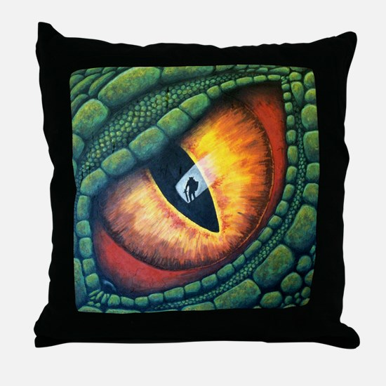 Make My Day Throw Pillow