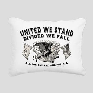 Am-eagle-LTT Rectangular Canvas Pillow