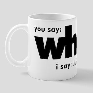 Whore Mug