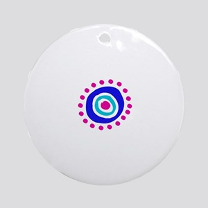 Dharma Oc dk Round Ornament