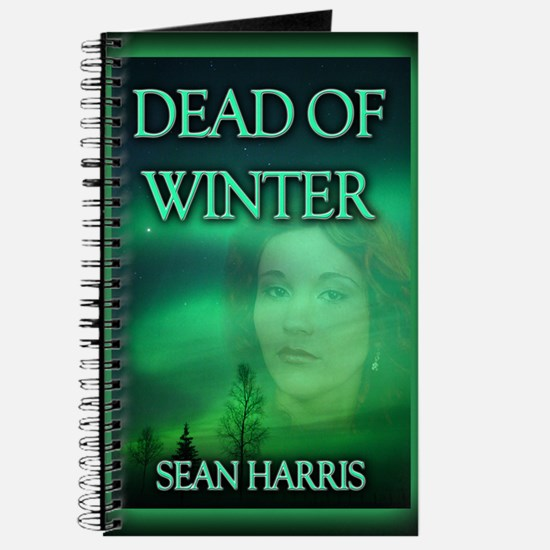 Dead of Winter Greeting Card Journal