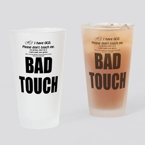 badtouch Drinking Glass
