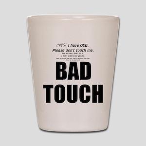 badtouch Shot Glass