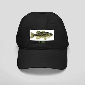 Bass Black Cap