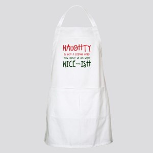 Nice-ish Light Apron