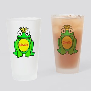 2-frog prince Drinking Glass