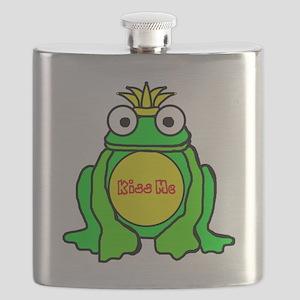 2-frog prince Flask