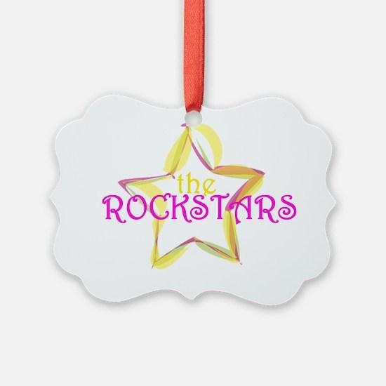 Team Rockstars Ornament