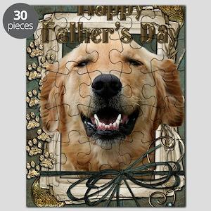 French_Quarters_Golden_Retriever Puzzle
