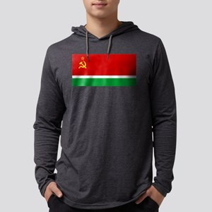 Flag of the Lithuanian SSR - L Long Sleeve T-Shirt