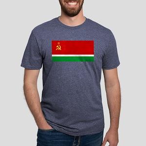 Flag of the Lithuanian SSR - Lietuvos TSR T-Shirt