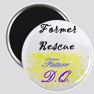 former rescue future DQ Magnet