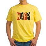 Muff Yellow T-Shirt