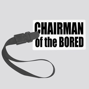 2-chairman Large Luggage Tag