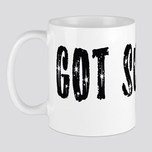 6 Got Sugar STARSHINE 8 inch wide Mug