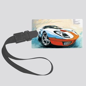 2-2005gtcolor Large Luggage Tag
