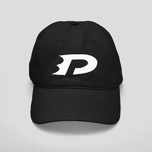 2-Danny Phantom Symbol 3 Black Cap