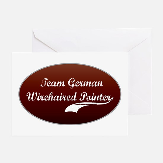 Team Pointer Greeting Cards (Pk of 10)