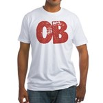 OB Fitted T-Shirt