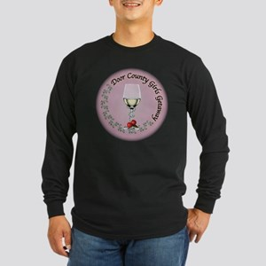 DC Girls Getaway Long Sleeve Dark T-Shirt