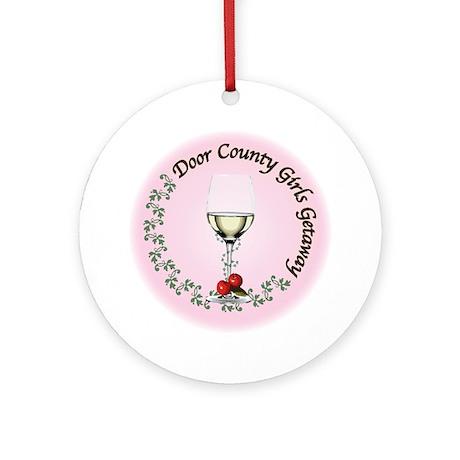 DC Girls Getaway Round Ornament  sc 1 st  CafePress & Door County Ornaments - CafePress