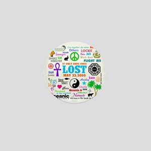 Loves Lost Mini Button