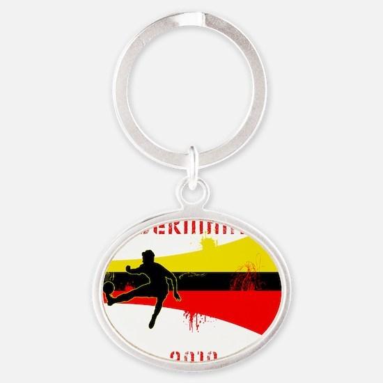 Germany copy Oval Keychain