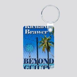 Beyond Guilty Aluminum Photo Keychain