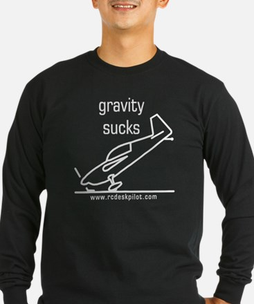 gravitysucks Long Sleeve T-Shirt