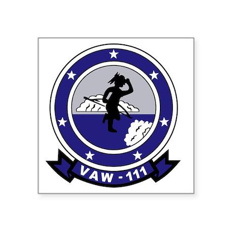 "vaw111 Square Sticker 3"" x 3"""