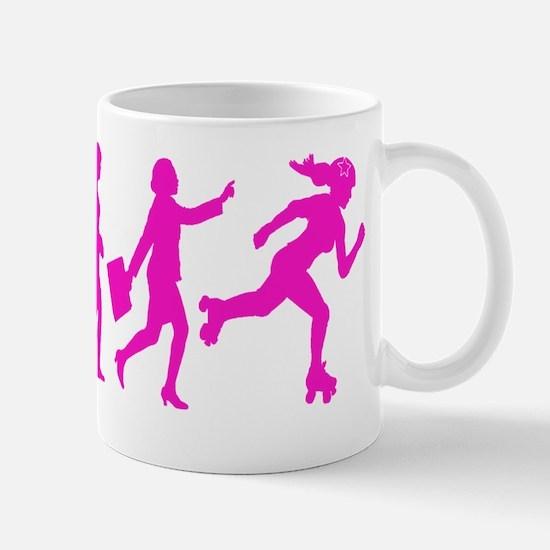 DERBYEVOLUTIONp Mug