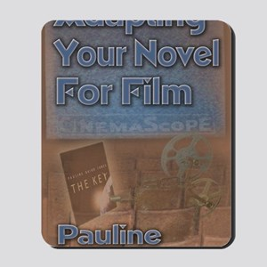 Adapting your novel for film 8x10 Mousepad