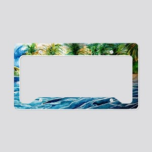 caribharbor License Plate Holder