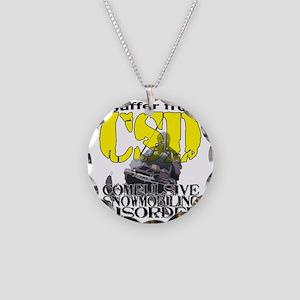 2-csd Necklace Circle Charm