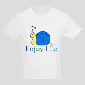Enjoy Life! Kids T-Shirt