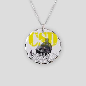 2-csd2 Necklace Circle Charm