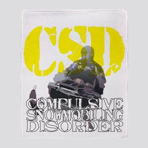 2-csd2 Throw Blanket