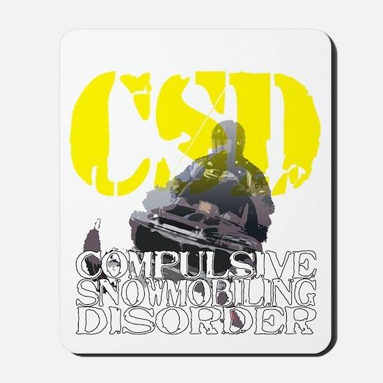 2-csd2 Mousepad