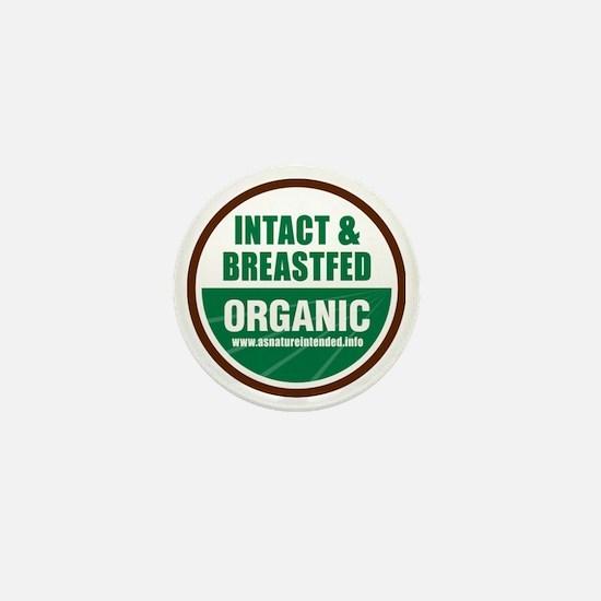 ani-organic Mini Button