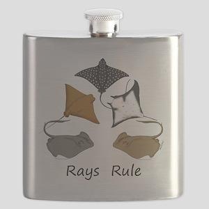rays rule Flask