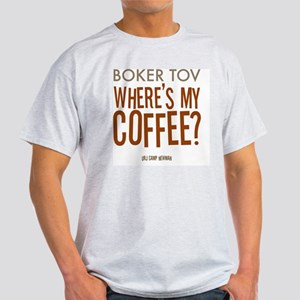 Wheres-My-Coffee_2 Light T-Shirt