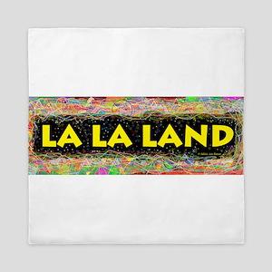 La La Land Queen Duvet