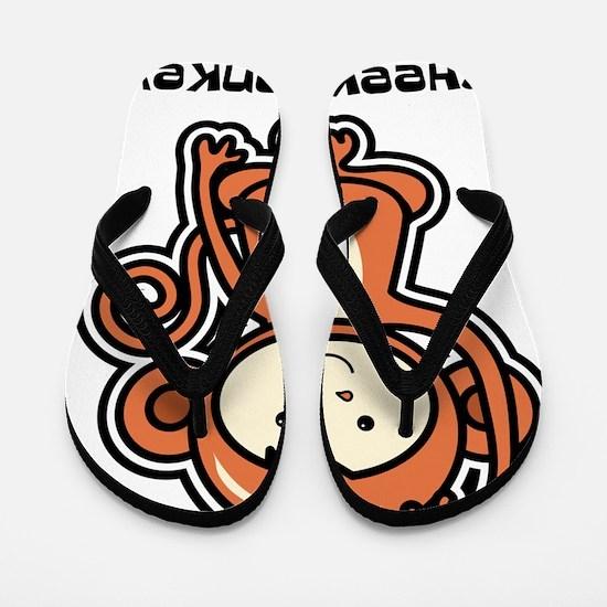 monkey icon Flip Flops