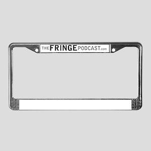 Huge TFP Logo License Plate Frame
