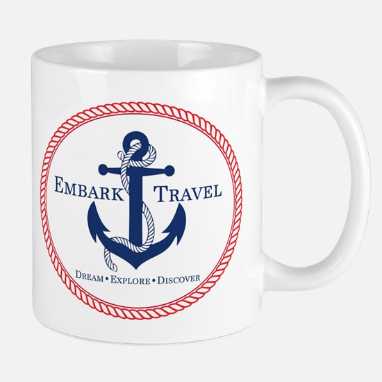 EMBARK Travel Mugs